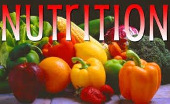 Nutrition Unit Test