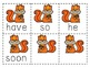 Nuts!! A Squirrel Sight Word GamePrimer Words