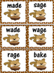 Nuts! CVCe Word Games