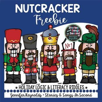 Nutty Nutcracker Read! Think! Write!-- December Literacy &