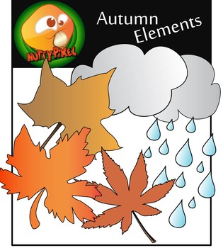 Nutty Season Elements_ Autumn/Fall