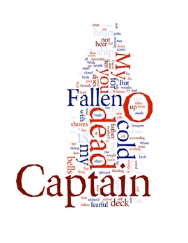 o captain my captain worksheet worksheets library  o captain my captain essay walt whitmans o captain my captain