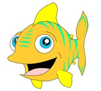 O-FISH-ally a first grader