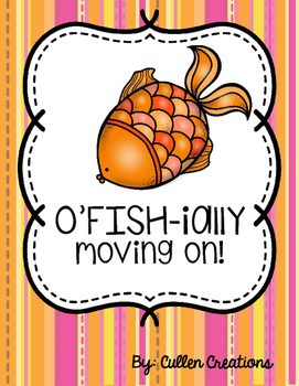 O'FISH-ially moving on