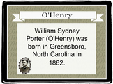 O'Henry Biography PPT Presenation
