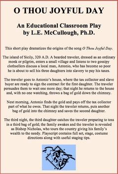 O Thou Joyful Day (A Christmas Play)
