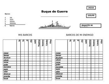 O to UE Stem-Changing Battleship