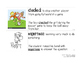 OCR Displayable Vocabulary Cards - U1, L5: The Final Game