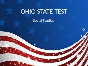 ODE  Ohio Social Studies U.S. 10thTest Guidelines Content