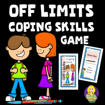 OFF LIMITS~ Coping Skills Taboo Game