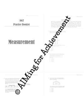 OGT Prep - Measurement Booklet