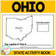 OHIO State Activity Book