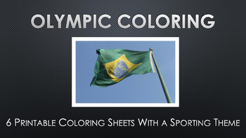 OLYMPIC COLORING