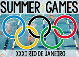 Summer OLYMPIC GAMES 2016