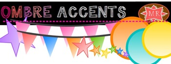 OMBRE ACCENTS FREEBIE
