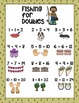 ONE WEEK COMPLETE ADDING DOUBLES FACTS UNIT GAMES, CENTERS