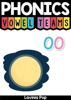 OO Vowel Digraph Games-Activities-Worksheets