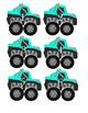 OPEN ENDED GAME- Monster Trucks!