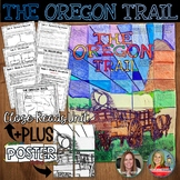 OREGON TRAIL, CLOSE READS UNIT, COLLABORATIVE POSTER, WRIT