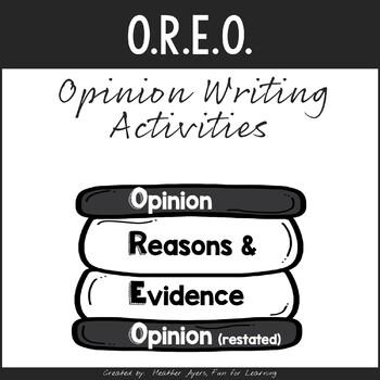 O.R.E.O. Opinion Writing