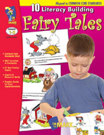10 Literacy Building Fairytales Aligned to Common Core Gr.