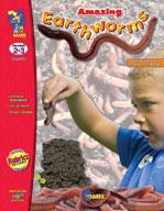 Amazing Earthworms (Enhanced eBook)
