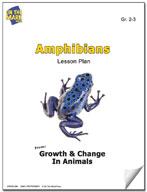 Amphibians Lesson Plan