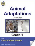 Animal Adaptations Gr. 1 (e-lesson plan)