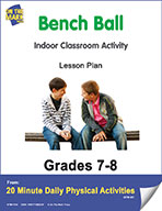 Bench Ball Lesson Plan (eLesson eBook)