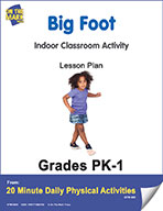 Big Foot Lesson Plan (eLesson eBook)