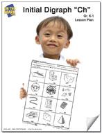 """Ch"" Digraph Lesson Plan"