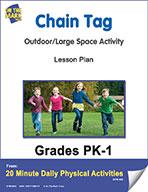 Chain Tag Lesson Plan (eLesson eBook)
