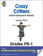 Crazy Critters Lesson Plan (eLesson eBook)