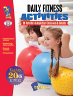 Daily Fitness Activities: Grades 2-3 (Enhanced eBook)