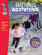 Daily Fitness Activities: Grades 4-6 (Enhanced eBook)
