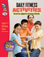 Daily Fitness Activities: Grades 7-8 (Enhanced eBook)