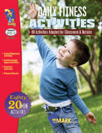 Daily Fitness Activities: Grades K-1