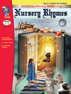 Developing Literacy Skills Using Nursery Rhymes Gr. 1-3