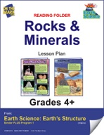 Earth Science - Reading Folder - Rock & Minerals