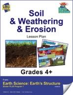 Earth Science - Soil & Weathering & Erosion e-lesson plan