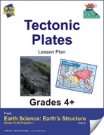 Earth Science - Tectonic Plates e-lesson plan