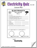 Electricity Quiz Lesson Plan