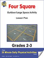Four Square Lesson Plan (eLesson eBook)