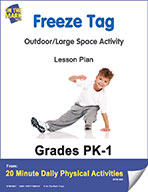 Freeze Tag Lesson Plan (eLesson eBook)