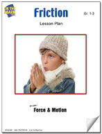 Friction Lesson Plan