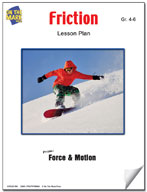 Friction Lesson Plan