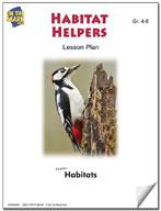 Habitat Helpers Lesson Plan