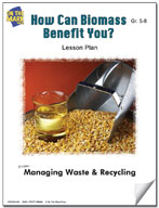How Can Biomass Benefit You?  Lesson Plan
