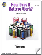 How Does A Battery Work? Lesson Plan