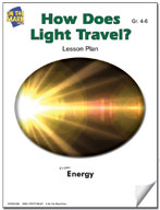 How Does Light Travel?  Lesson Plan